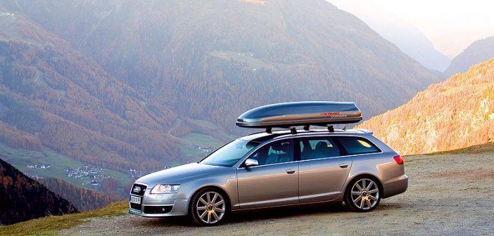 Alquiler cofres de techo para coches en barcelona - Cofre techo coche ...